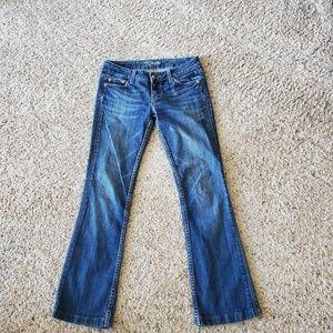 Miss Me Boot Cut Jeans Size 28 Medium Wash